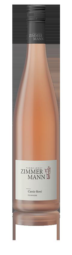 Weingut Franz Josef Zimmermann Im Guldental Cuvee Rose 2019 Feinherb